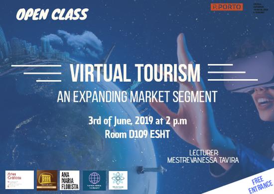 Virtual Tourism – an expanding market segment!