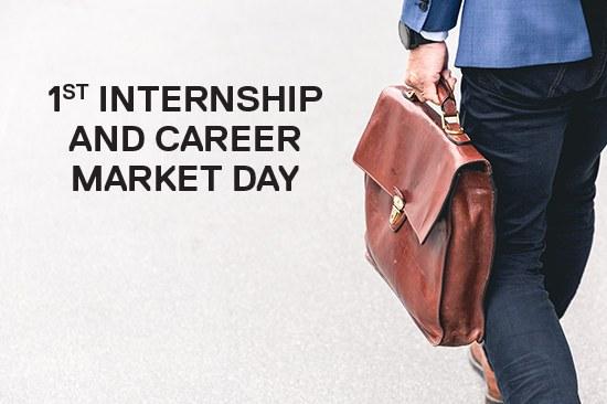 1st Internship and Career Market Day