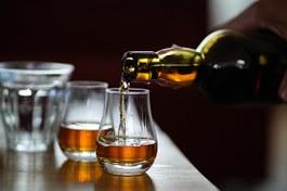 Almoço temático — Whisky
