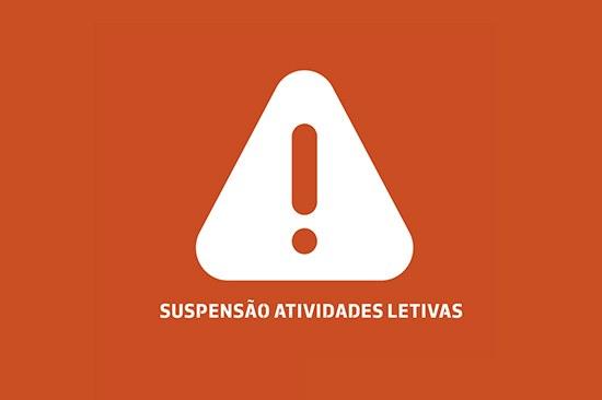 Atividades Letivas Suspensas COVID-19