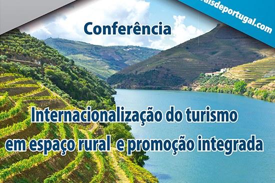 Conferência Internacionalização do Turismo em Espaço Rural e Promoção Integrada