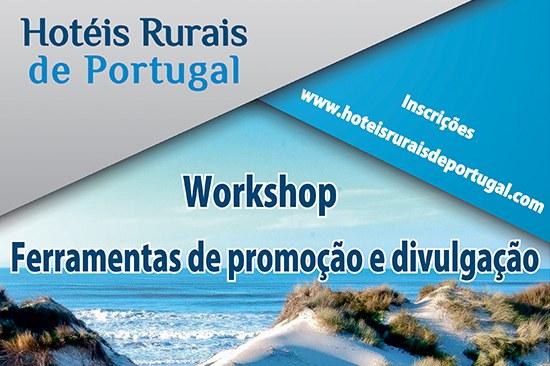 Workshop Ferramentas de Promoção e Divulgação