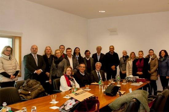 ESHT recebe delegação de docentes da Juraj Dobrila University of Pula da Croácia
