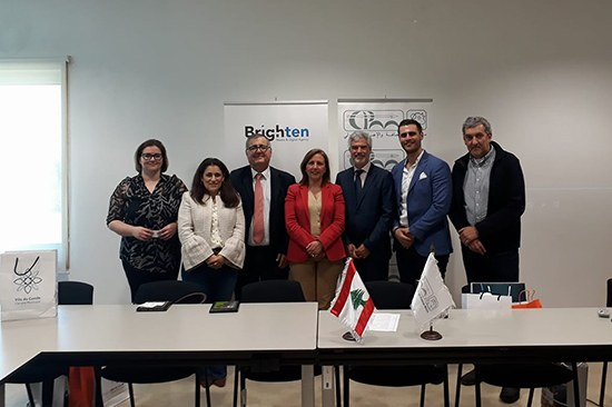 ESHT recebeu 5º Fórum Luso-Libanês das cidades e do turismo