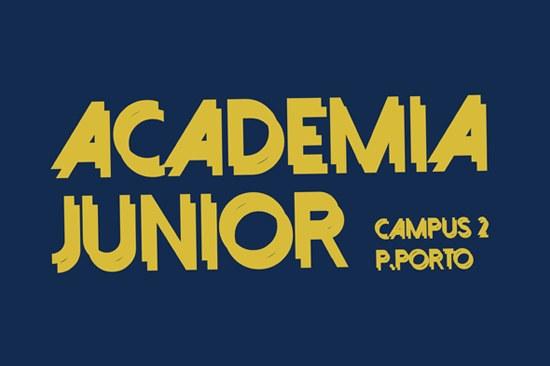Inscrições da Academia Júnior