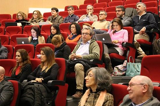 Membros integrados da ESHT participam na 1ª reunião de âmbito nacional do CiTUR