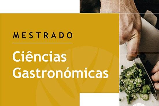 Mestrado em Ciências Gastronómicas