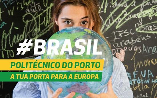 P.PORTO mostra-se no Brasil