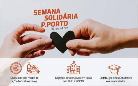 Semana Solidária P.PORTO