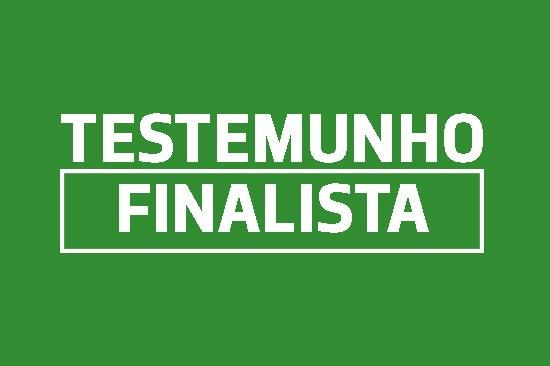 Testemunho de Finalista da ESHT
